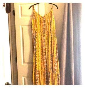 Old Navy Midi Dress